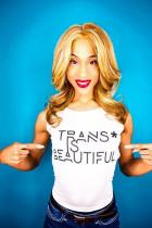 Trans Is Beautiful Apparel