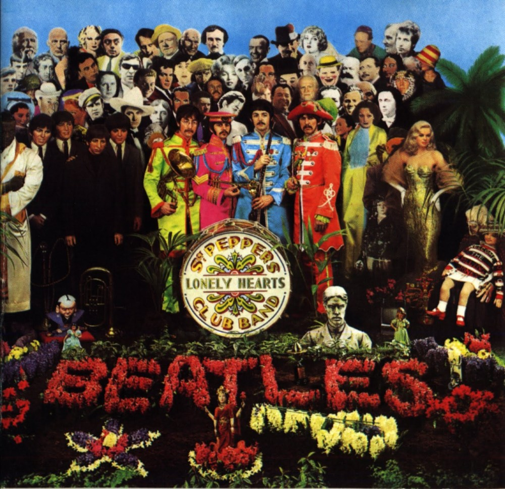 The Beatles - Sgt Pepper's Lonely Hearts Club Band album review (1/6)