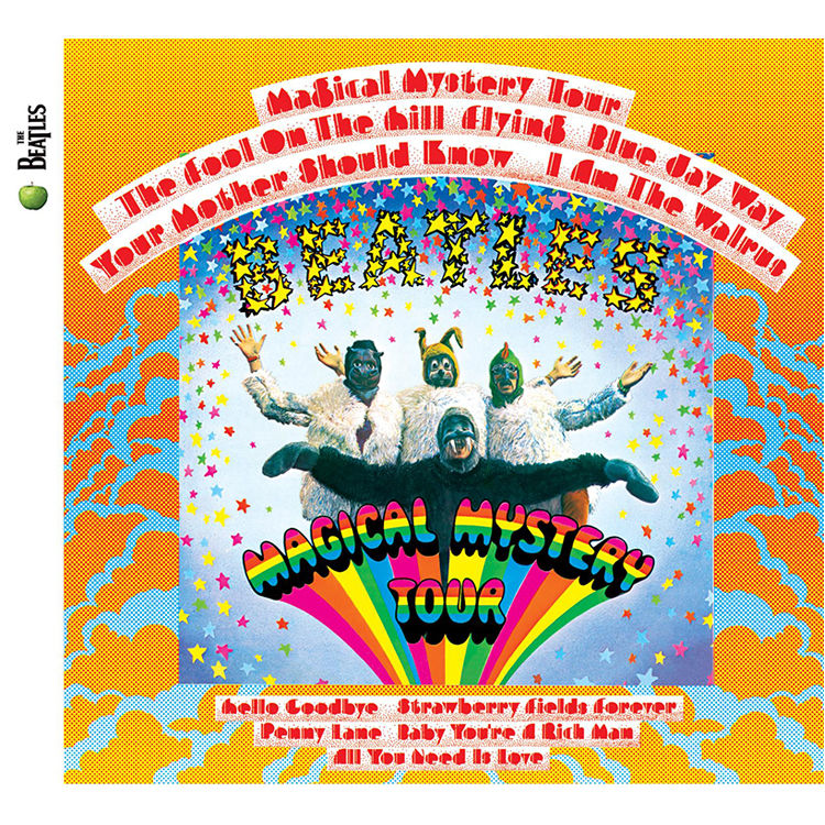 The Beatles - Magical Mystery Tour album review (1/6)