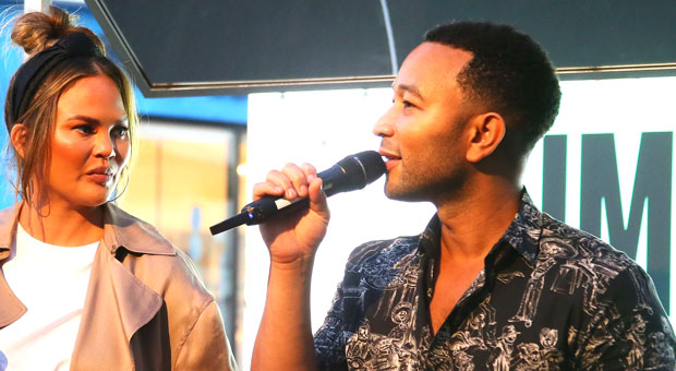 john legend also called on his fellow liberals to  leave america  if trump wins the election