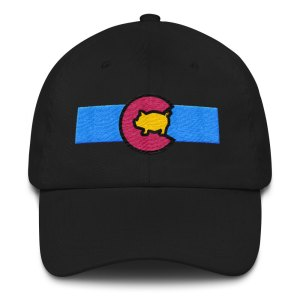 CO Pig Dad hat
