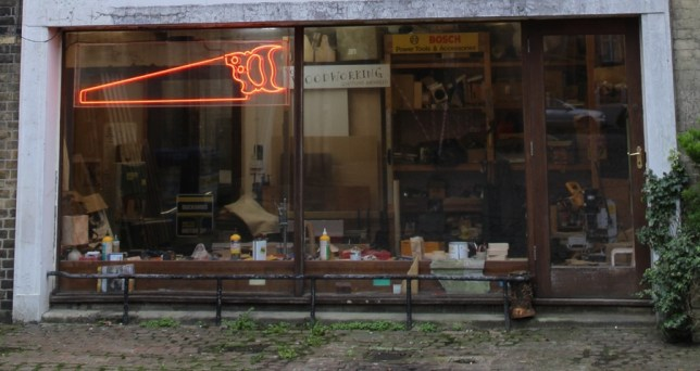 Woodworking Courses in Brighton & Hove | Mark Cass a.k.a. Neon Saw