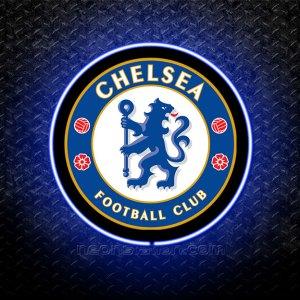 Chelsea FC 3D Neon Sign