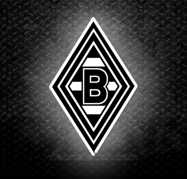 Borussia Monchengladbach 3D Neon Sign