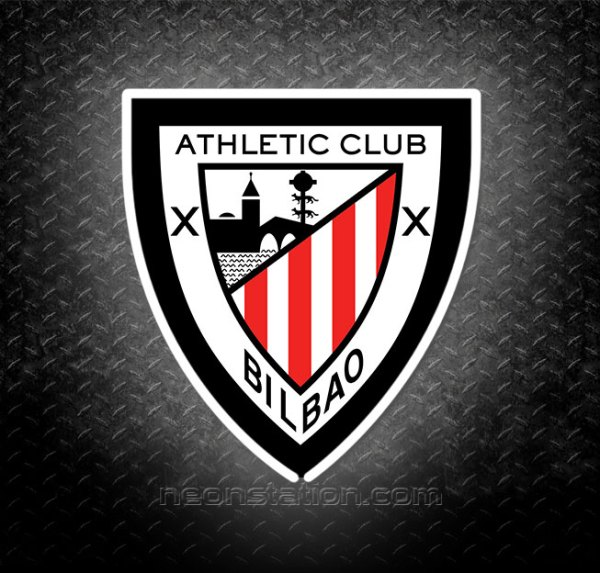 Athletic Bilbao 3D Neon Sign