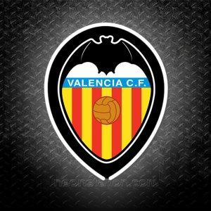Valencia CF 3D Neon Sign