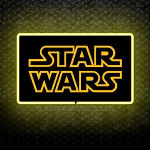 Star Wars 3D Neon Sign