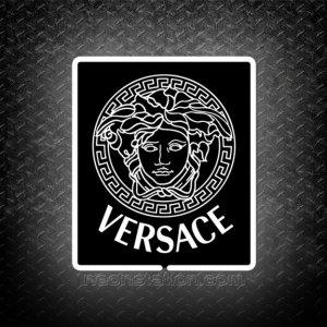 Versace Medusa 3D Neon Sign