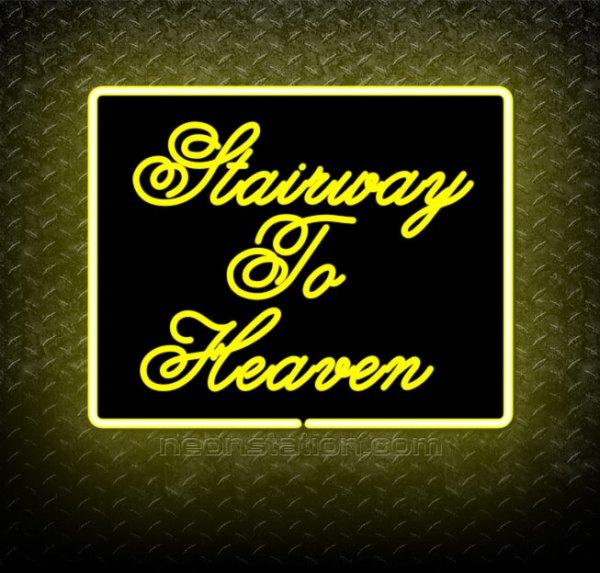 Stairway To Heaven 3D Neon Sign