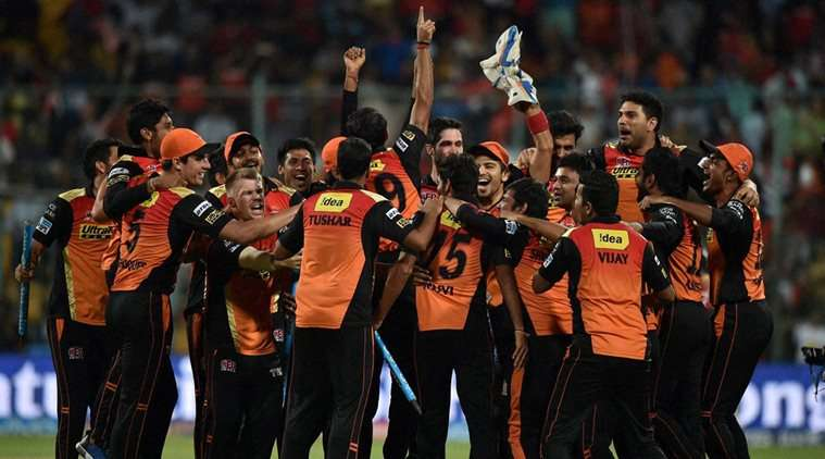VIVO IPL 2019: Sunrisers Hyderabad complete players and Squad list