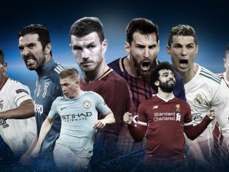 The Champions League Has Been Given A 'Confirmed'