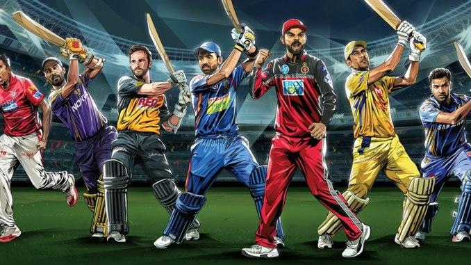 Top 4 IPL Teams in 2021