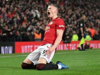 Manchester United has tied midfielder Scott McTominay