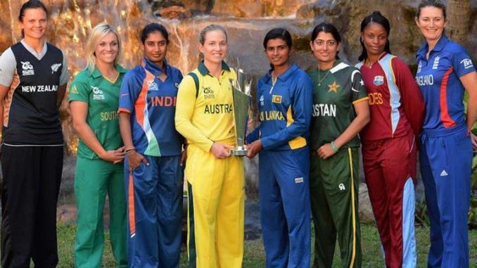 Best Women Cricketers in the World.