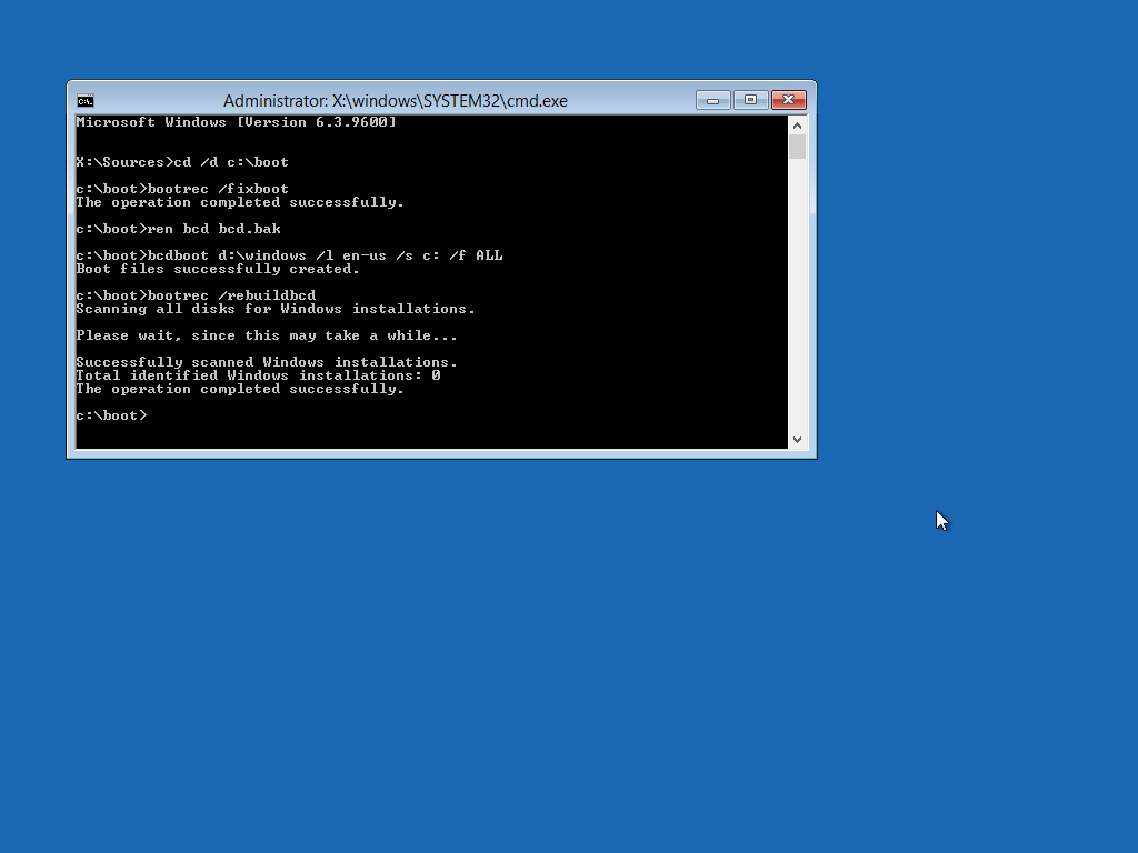 How to make a boot disk Windows 7