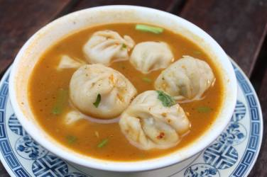 foodmandu jhol momo