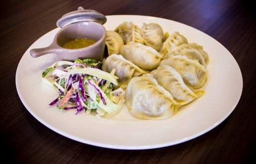 foodmandu steam momo