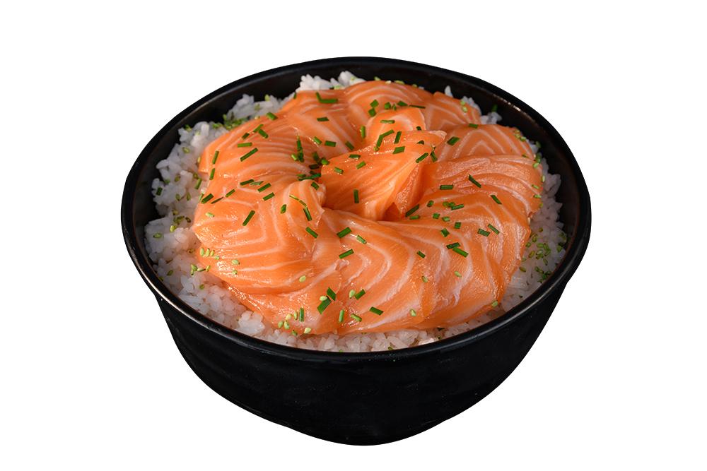 shirashi saumon