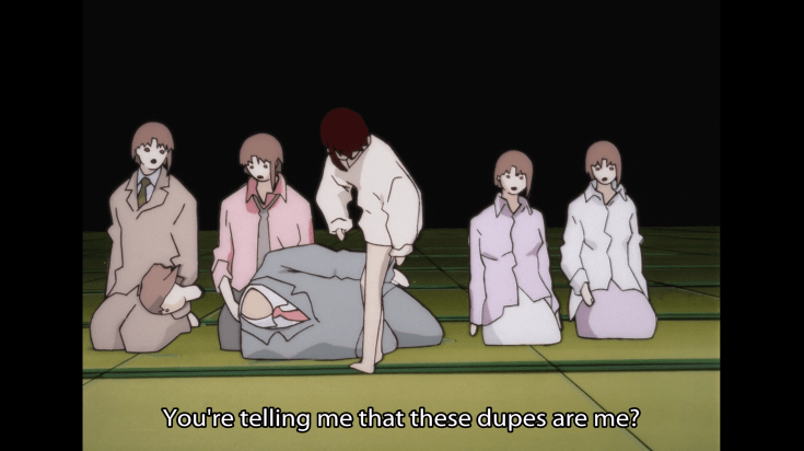 Serial Experiments Lain Review Scene from the show