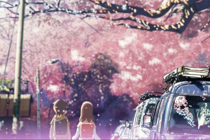 5 Centimeters Per Second review kids