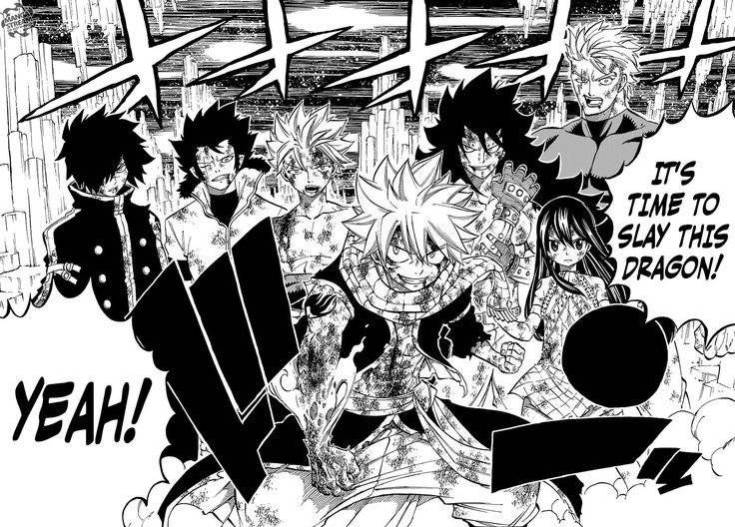 Manga vs Manhwas with Fairy Tail as an example.