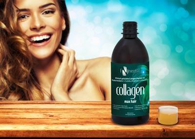 Collagen Drink für schöne Haare