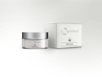 CBD Creme für die Hautpflege von Neotol