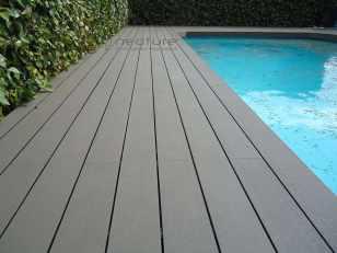 tarima madera composite piscinas