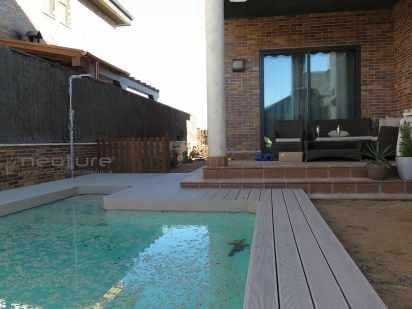 Tarima madera pisicna terraza