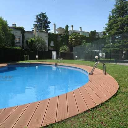 tarima piscina madera tecnologica color wood