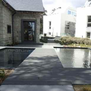 tarima tecnologica piscina