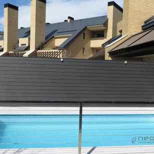 revestimiento madera tecnologica neolack grey
