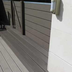 ceramiento exterior madera composite