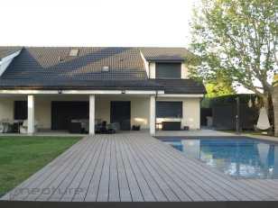 tarima madera composite para exterior