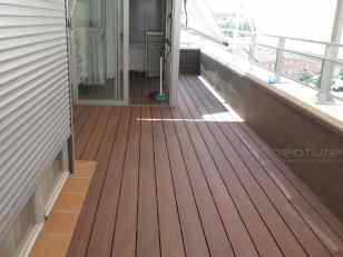 tarima exterior terraza balcon