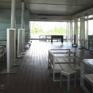 Tarima sintética para terrazas
