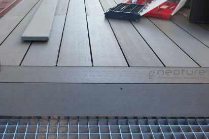 rampa tarima exterior terraza