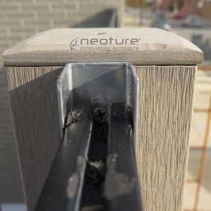 cerramiento madera exterior sintetica