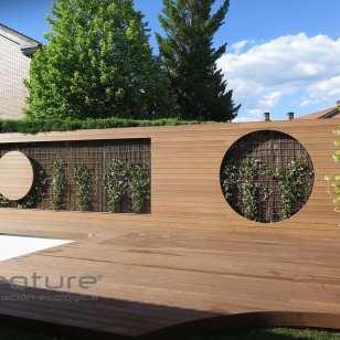 Revestimiento madera composite exterior neocros ipe