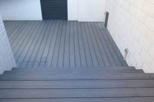 Tarima madera sintética exterior encapsulada