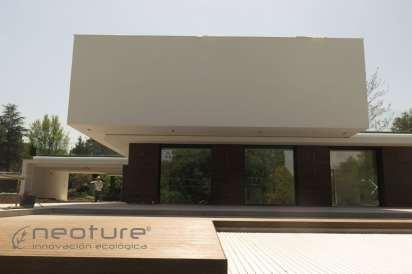 Tarima y revestimiento madera composite exterior neoture.
