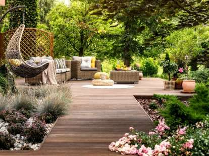 consumo energetico jardin