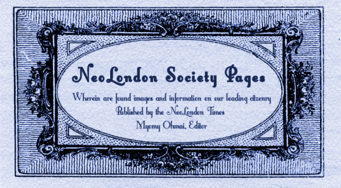 Title Page - NeoLondon Society Pages