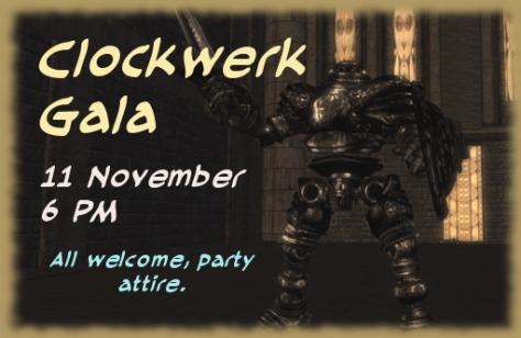 Clockwerk Gala