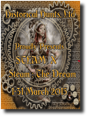 Steam: the Dream Hunt Poster