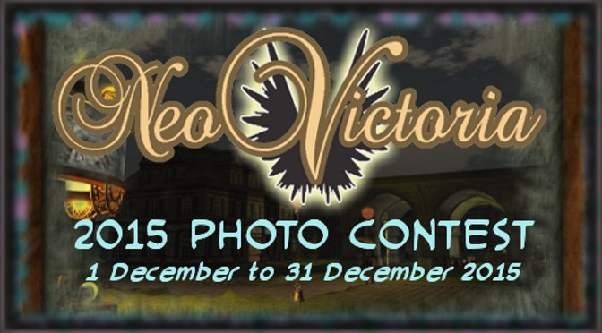 Invitation to the NeoVictoria 2015 Photo Contest