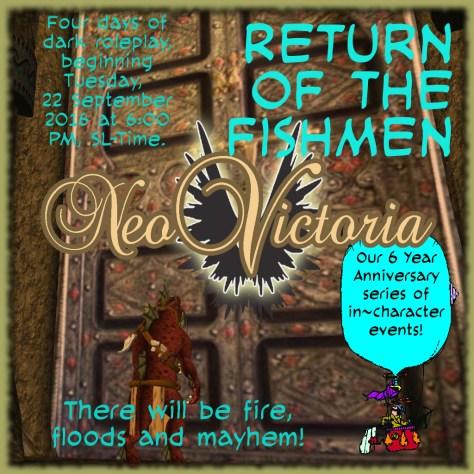 Return of the Fishmen