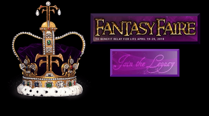 Fantasy Faire 2018 Is Almost Here!