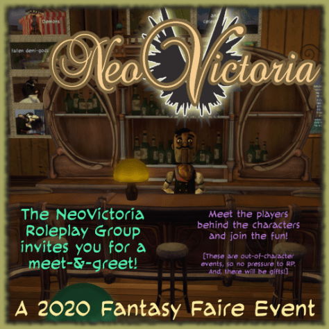 The NeoVictoria Roleplay Group at Auxentios Pass