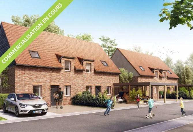 Programme immobilier Neoximo Natura à Flines-lez-Râches